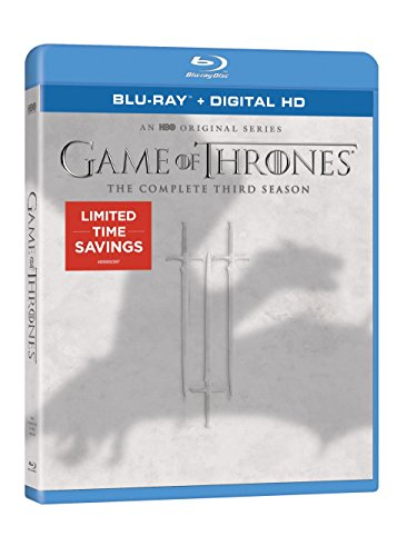 Game of Thrones: The Complete Third Season (BD) [Blu-ray]