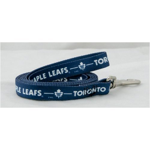 NHL Toronto Maple Leafs Pet Lead, Team Color, Medium