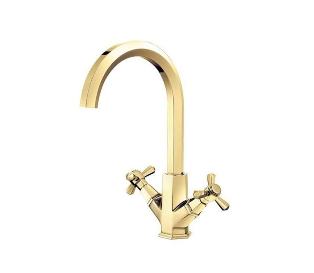 Sanitärbedarf U0026 Reinigungsmittel Wasserhahn Einhand Wasserhähne Küche Küche  Heißes Und Kaltes Wasserhahn Kupfer Waschbecken Becken Wasserhahn ...