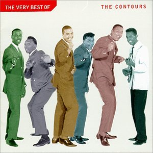 The Very Best of The Contours by Motown