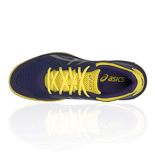 Homme Gel Chaussures Asics 426 Blue silver Multicolore De 8 rocket Volleyball indigo U6U1q7p