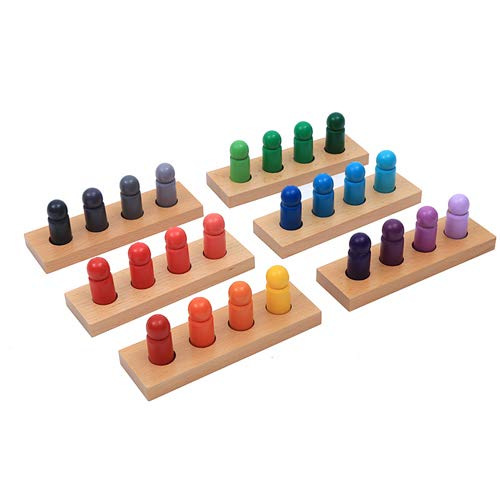 Montessori Color Resemblance Sorting Task