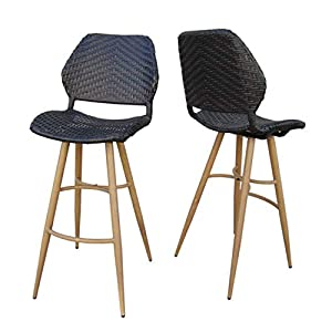 4131N4PxlTL._SS300_ Wicker Dining Chairs & Rattan Dining Chairs