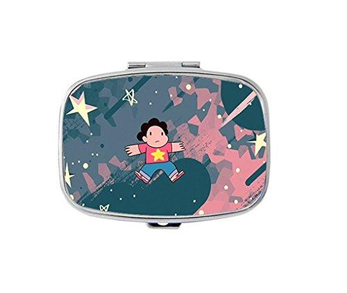 Steven Universe Garnet Image Custom Stainless Steel Pill Case Box Holder wallet (Furniture Steven)