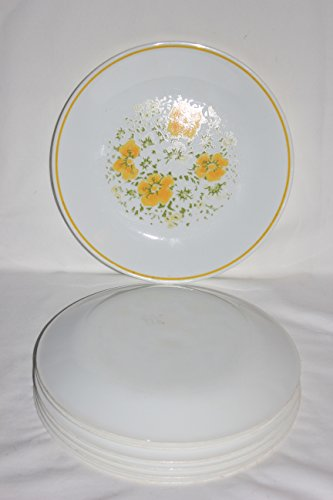 corelle yellow flowers - 3