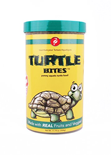 HBH Pisces Pros Aquatic Turtle Bites Food (17.79oz) (Hbh Formula)