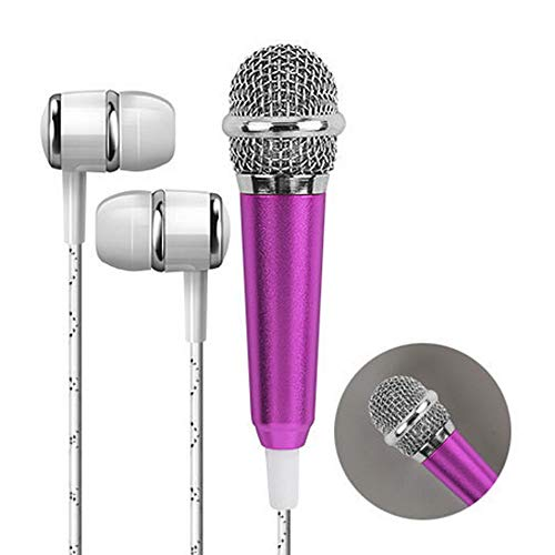purple condenser mic - 4