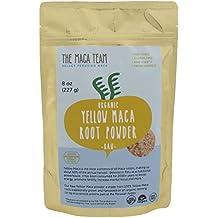 Raw Organic Peruvian Maca Root Powder - Fresh Wildcrafted Harvest, Fair Trade, Gmo-free, Raw & Vegan,, 8 Oz - 25 Servings