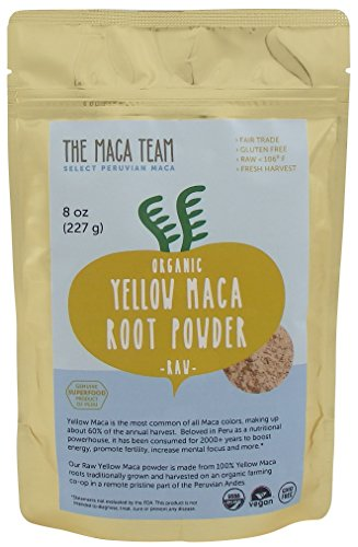 Raw-Organic-Peruvian-Maca-Root-Powder-Fresh-Wildcrafted-Harvest-Fair-Trade-Gmo-free-Raw-Vegan-8-Oz-25-Servings