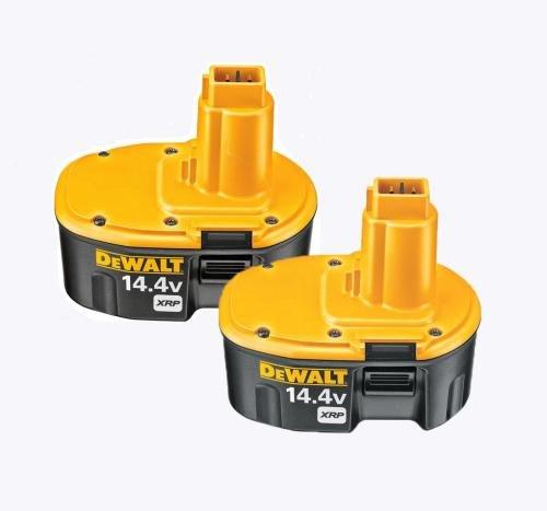 Dewalt DC9091-2 14.4 Volt XRP 2.4 Amp Battery 2-Pack by DEWALT