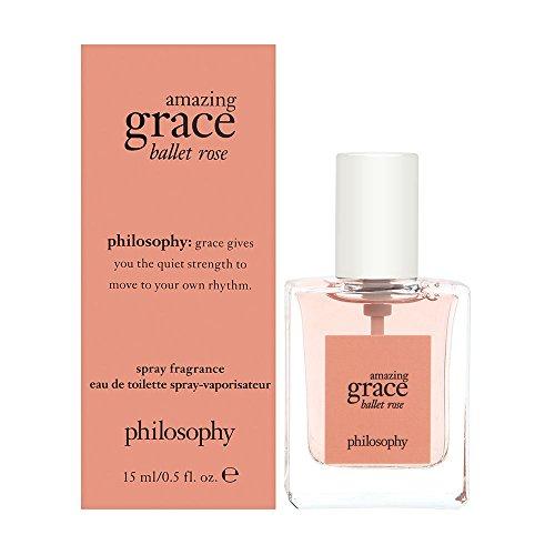 (Philosophy Amazing Grace Ballet Rose 0.5 oz Eau De Toilette Spray)