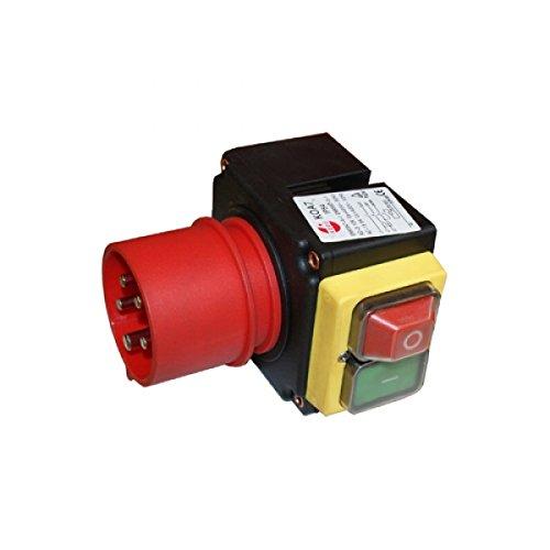 ORIGINAL ATIKA Ersatzteil - Ein/Aus Schalter für Brennholzspalter ASP 12 **NEU**