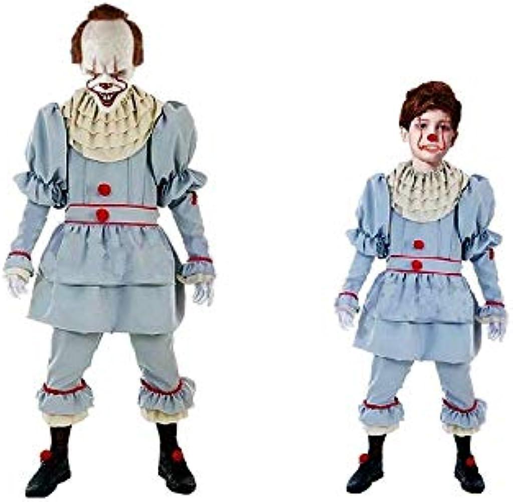 DM Disfraz de Payaso Diabólico - Asesino. Incluye: Camisa ...