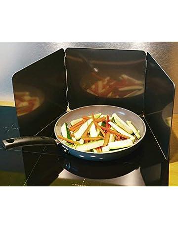 Heim & Büro Protección antisalpicaduras para la Cocina, Revestimiento Antiadherente