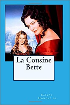 Book La Cousine Bette