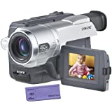 "Sony CCDTRV308 Hi8 Camcorder with 2.5""LCD and Video Light (Discontinued by Manufacturer)"