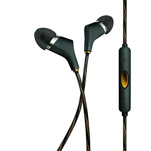 Klipsch Reference X6i In-Ear Headphones With KG-723 Full-Range Balanced Armature Drivers (Renewed)