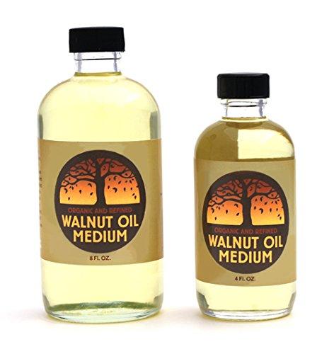 Refined Walnut Oil - Walnut Oil Graham