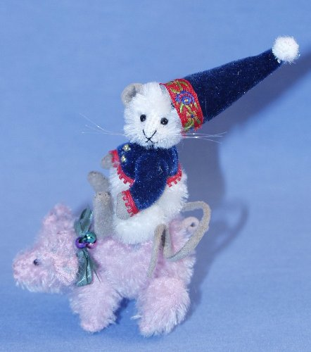 Country Mouse Santa - Deb Canham Designs