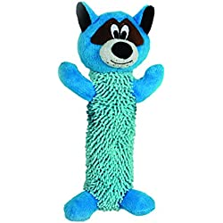 SmartPetLove Tender-Tuffs - Fetch (Shaggy Blue Raccoon)
