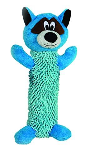 Tuff Tug - SmartPetLove Tender-Tuffs - Fetch (Shaggy Blue Raccoon)