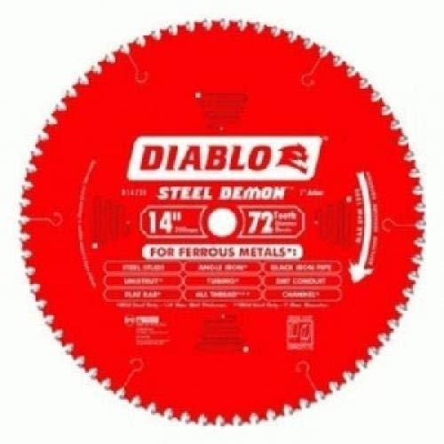 Diablo D1472CF 14-inch Steel