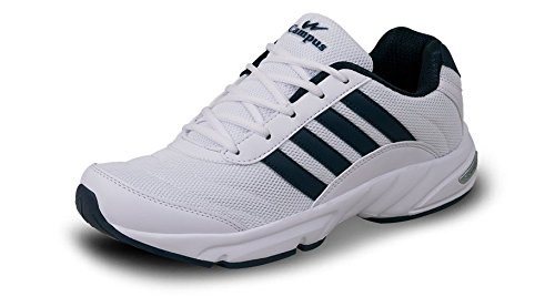 Buy Campus Men's White Sports Shoes