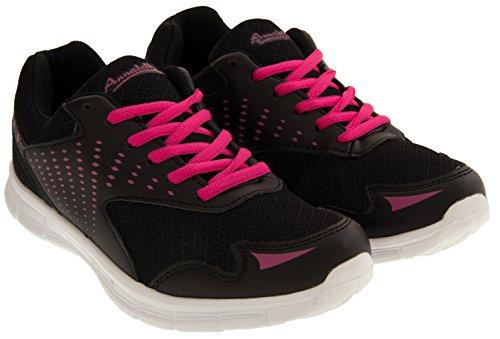 Annabelle Mujer Negro Zapatos Para Correr EU 37 Eu3rPwcd