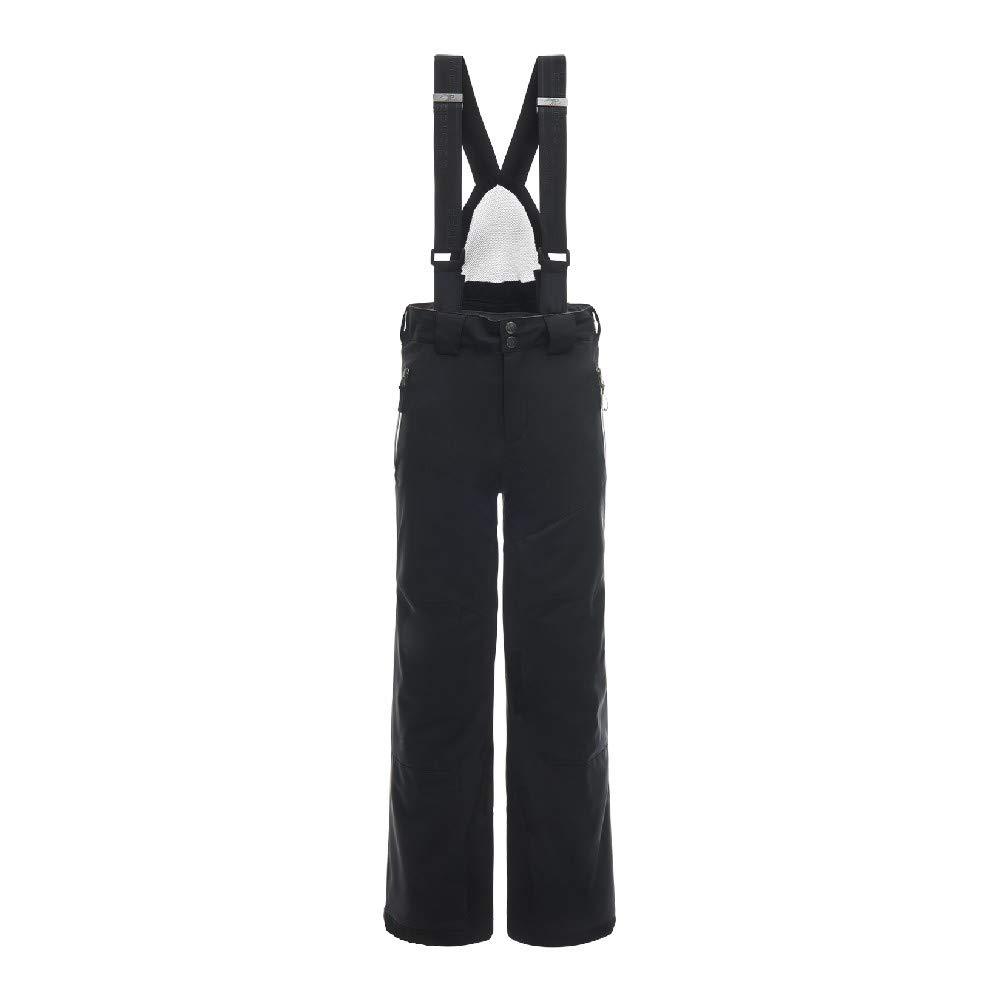 Spyder Kids Boy's Bormio Pants (Big Kids) Black/Black 20