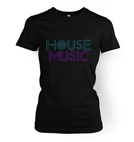 Slogan Tshirts By Big Mouth - Camiseta - camisa - Mujer negro