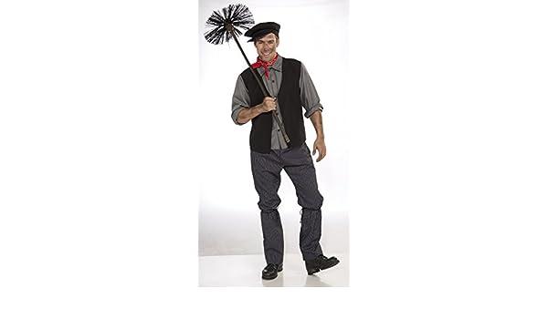 Deshollinador Disfraz Bert Mary Poppins Disney Fancy Dick Van Dyke ...