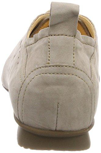 Mujer Chilli Think Cordones 282113 Zapatos de 24 Beige para Brogue Macchiato w4016q1dx