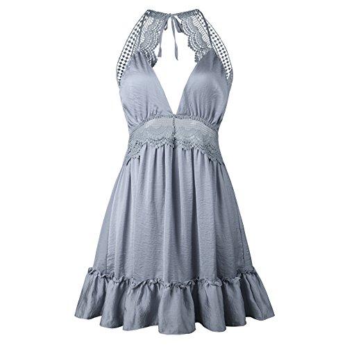 Rafago Lace Rafago Sexy Lace Sexy Dress Halter Halter 7x74Rwqaf