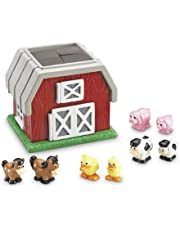 Learning Resources Hide-N-Go Moo, 9 Pieces