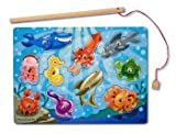 7 Pack MELISSA & DOUG MAGNETIC GAME PUZZLES FISHING