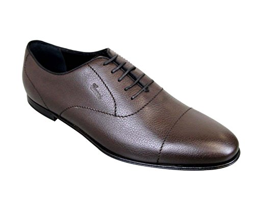 Gucci Men's Leather Oxford Shoes 258804 (Gucci 11 / US 12, Brown) (Brown Gucci Shoes)