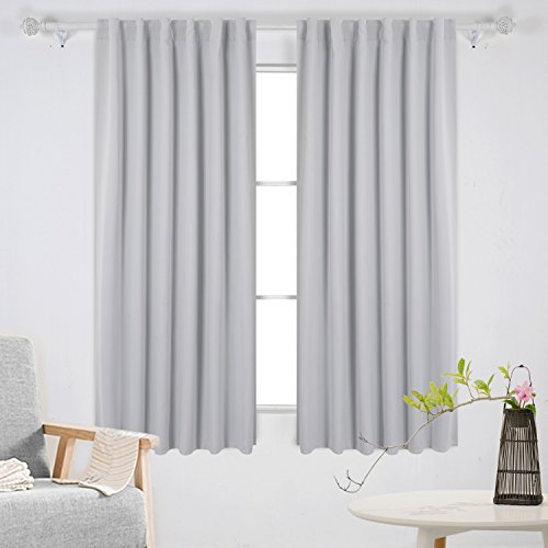 dark interior curtain curtains white images with decorating home ideas decor rods inspiring elegant for grey room all living darkening