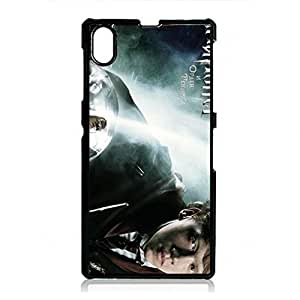 Cool Style Harry Potter Phone Case For Sony Xperia Z1,Harry Potter Sony Xperia Z1 Case,Black Hard Plastic Case
