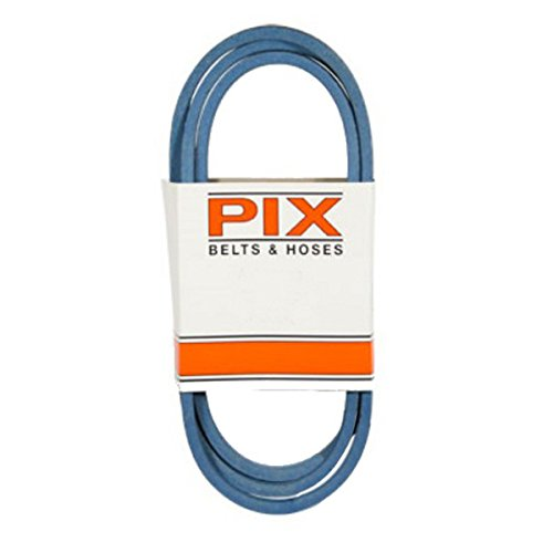 (PIX Snow Blower Thrower Lawn Mower Belt with Kevlar for John Deere # M115776)