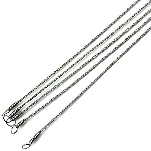 Medikrebs Gigli Saw Wire 55 cm Length (Set of 5) ()