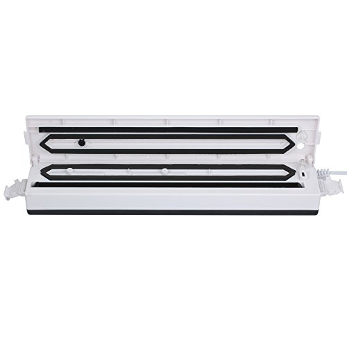 Proster Vacuum Sealer Machine Food Preservation Vacuum Sealing Packing Machine with 20Pcs Sealer Bags by Proster (Image #3)