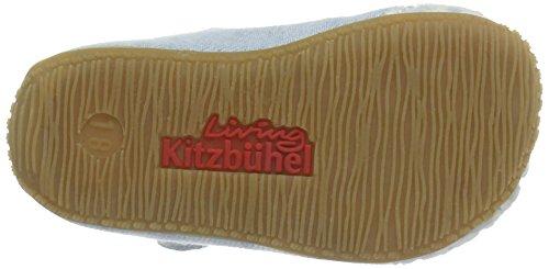 Living Kitzbühe 3108, Zapatillas de Casa Bebé Azul (Aqua Sea)