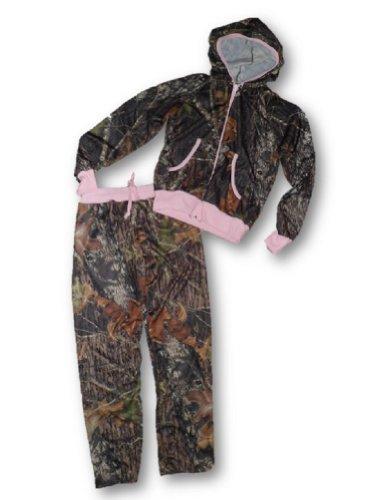 Mossy Oak & Pink Girls Hoodie SET Jacket - Mossy Oak Kids Jacket Shopping Results