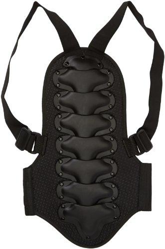 Protectwear enfants protecteur de dos pour moto, BMX, Ski et Snowboard, noir,RPK, Taille: XS