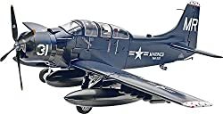 Revell Skyraider AD-5 (A-1E) Plastic Model Kit by Revell