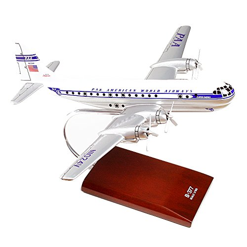 - Mastercraft Collection B-377 Stratocruiser PAA Model Scale: 1/100