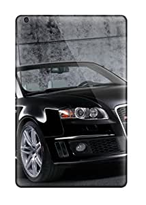 Pretty TZYIzFu3051hdnfM Ipad Mini/mini 2 Case Cover/ Free Audi Wallpaper Rs4 Series High Quality Case