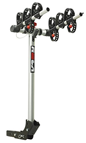 ROLA 59403 TX Hitch Mount 3-Bike Carrier with Tilt & Security ()