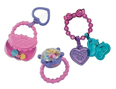 Fisher-price Brilliant Basics Little Glamour Gift Set from Fisher-Price