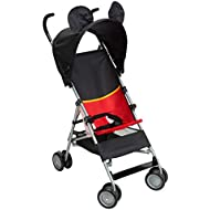 Disney Baby Mickey Mouse Umbrella Stroller with Basket
